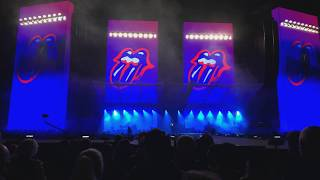 The Rolling Stones Live (4K) - FOS - Just Your Fool - #No Filter Tour 2017 - Stadtpark Hamburg