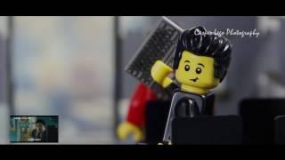 [부산행 屍殺列車 Train to Busan in lego world Trailer] [屍殺列車Lego][Stop Motion] by [casper lego photography]