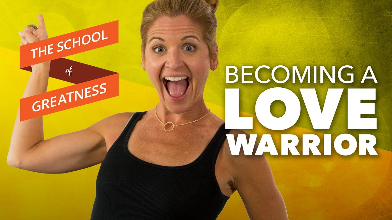 Glennon Doyle Melton On Becoming A Love Warrior With Lewis