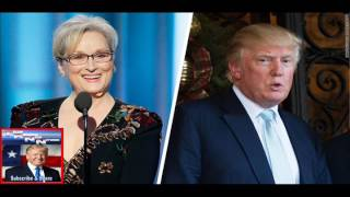 After Meryl Streep Attacked Trump, Trump Pulled Out His Secret Weapon & RUINED Her…