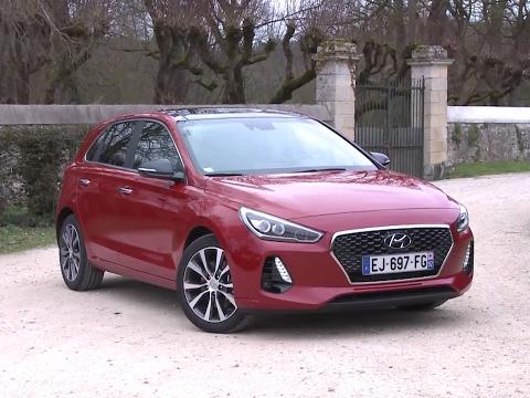 Essai Hyundai i30 1.0 T GDi 120 Cr ative 2017
