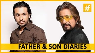 Siddhanth Kapoor Talks About Shakti Kapoor - Father & Son Diaries
