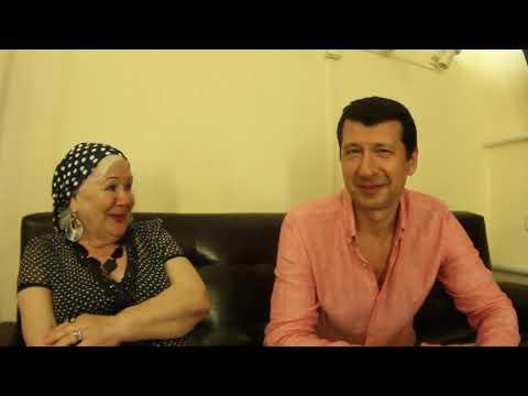 Интервью Натальи Сверчковой с заслуженным артистом России Дмитрием Бродецким