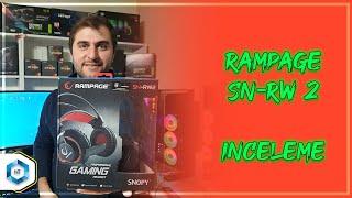 Rampage Sn-Rw2 Kulaklık İncelemesi !