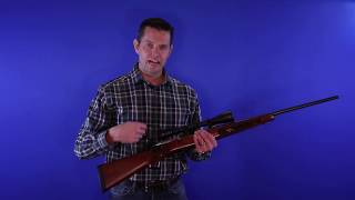 Hunting Rifles - The Winchester Model 70 Featherweight 7x57 Mauser