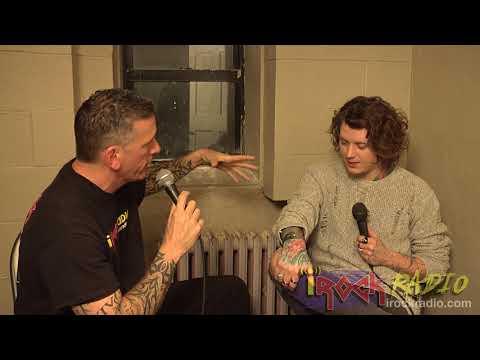 iRockRadio.com  - Asking Alexandria - Interview