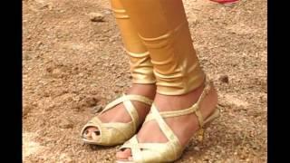 Anjali Hot Sexy Feet & Thighs | Anjali Sexy Legs
