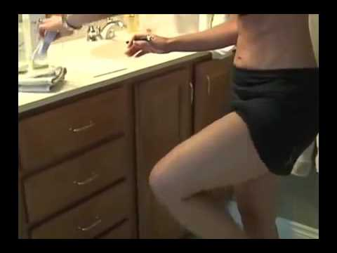 How to Wrap Your Thighs With It Works Body wraps