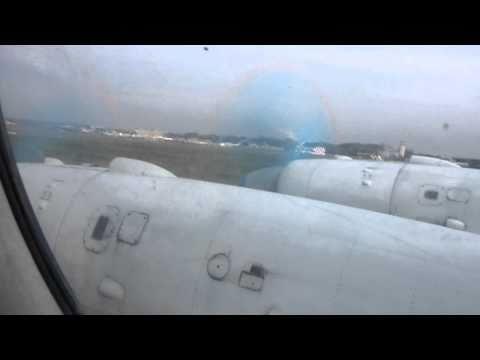 Il-18 take off