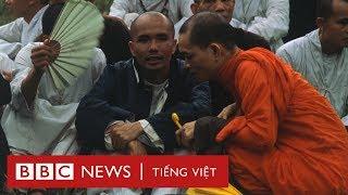 Hòa thượng Thích Trí Quang - tranh cãi về vai trò và di sản  - BBC News Tiếng Việt