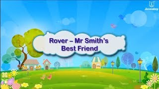 Video Rover - Mr Smith's Best Friend | English Story For Kids | Periwinkle download MP3, 3GP, MP4, WEBM, AVI, FLV September 2018