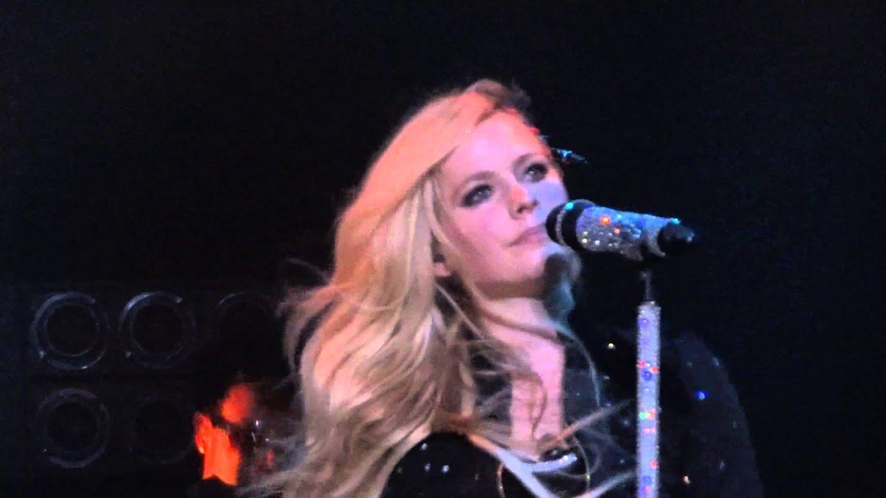 When Will Avril Lavigne Tour Again