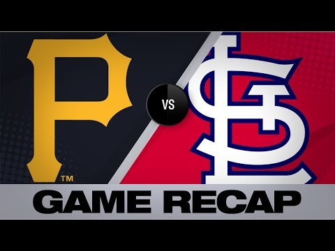 Sports Wrap with Ron Potesta - Pirates Score Two In Ninth To Cut Down Cardinals
