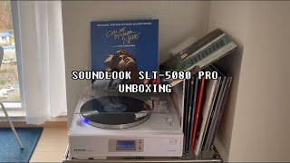 사운드룩 턴테이블 (SOUNDLOOK SLT-5080 …