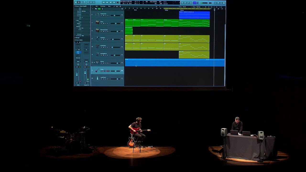 Logic Pro X Masterclass - Part 1