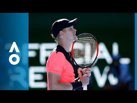 Grigor Dimitrov v Kyle Edmund match highlights (QF) | Australian Open 2018