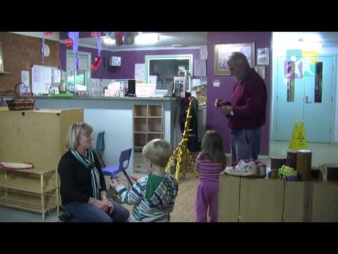 How to talk with Childcare Providers