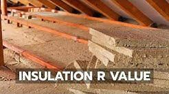 Insulation R Value - It's Not What You Think