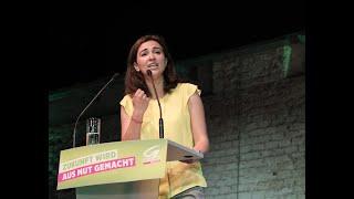 Zukunft Wird Aus Mut Gemacht - Alma Zadić - Bundeskongress Der Grünen Zur Nationalratswahl 2019