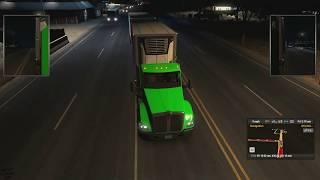 American Truck Simulator   Long Vehicle Long Way