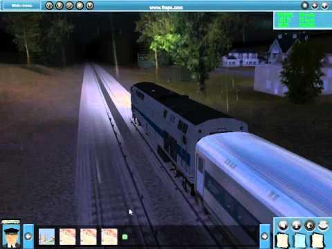Trainz 2009:Harlem Line-Hawthorne-Mount Kisco