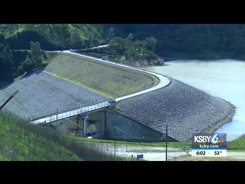 SLO County no longer experiencing drought conditions, according to new data