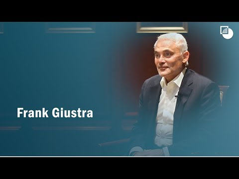 Why Conflict Prevention Matters: A Conversation with Frank Giustra