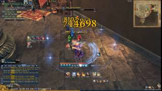 [BnS]blade master animation cancel Lightning draw with pressing trick