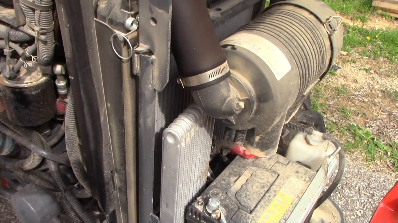 How to Remove, Repair, and Replace the Radiator on Kubota L3301 HST M Tractor Ignition Switch Wiring Diagram on