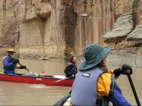 Canoeing the Yampa-Green River (Deerlodge to Split Mt)