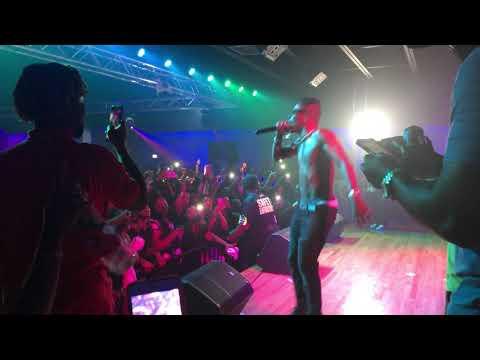 Shatta Wale Hosanna - Baby (Chop Kiss) Live at Karma D.C