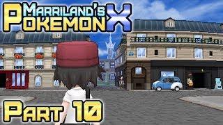 Pokémon X, Part 10: Lumiose City!
