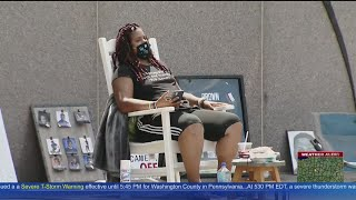 Mother On Hunger Strike In Pittsburgh