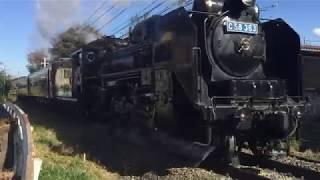 秩父鉄道 パレオエクスプレス C58+12系