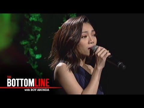 The Bottomline: Jona sings 'Sana Ngayong Pasko'