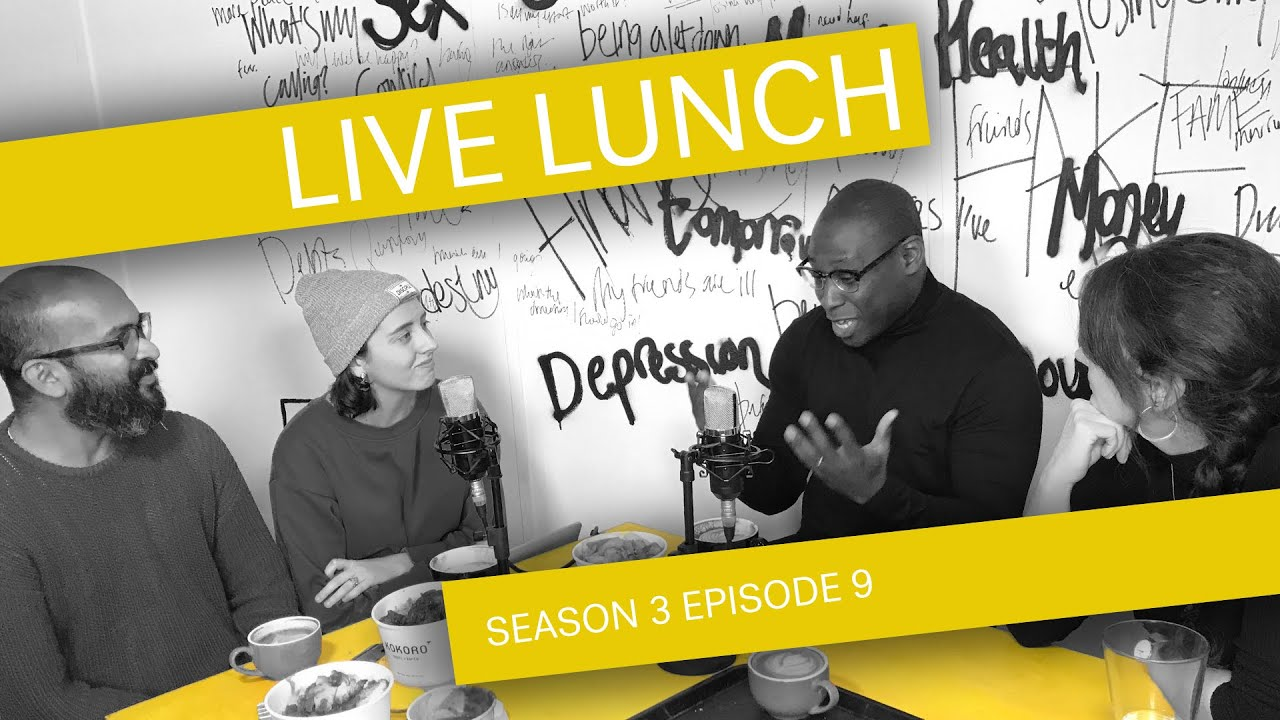 Depression | #Livelunch - Season 3 Episode 9 Cover Image