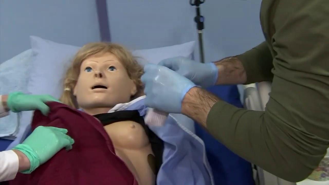 "Kanal 2 ""Õhtu!"" - Robert sünnitust vastu võtmas"