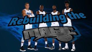 Orlando Magic Rebuild. Nba2k18
