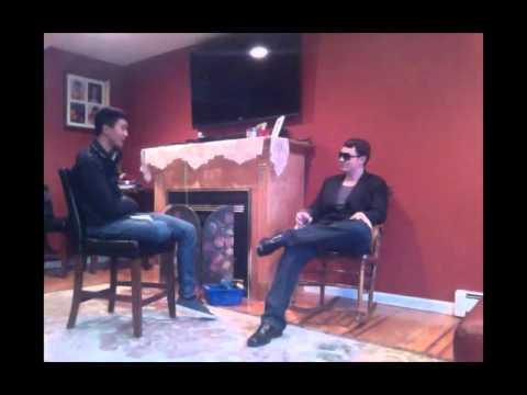 Tennessee Williams interview Larocco