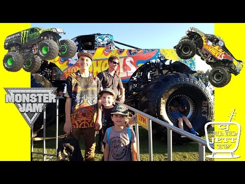 Monster Jam Pit Party and  2016  EP 62