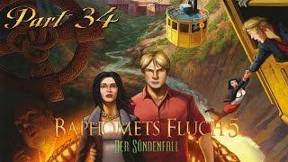 Let´s Play:Baphomets Fluch 5 - Der Sündenfall [#34 Entschlüsselung]