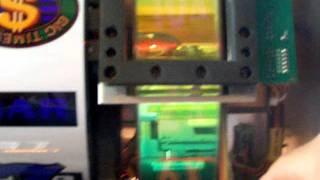 2 pin connector jumper for sensing the bonus reel