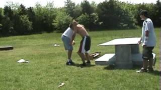 awf wrestle fest 4 2009