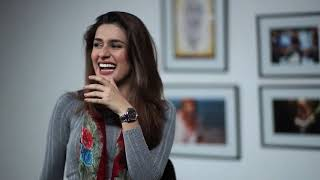Funny Kubra Khan Interview with Voice Over Man