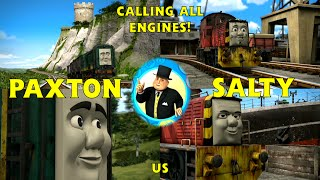 Calling All Engines! - Paxton and Salty - US - HD