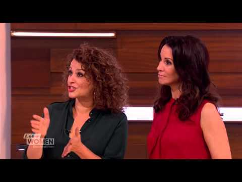 Andrea Bocelli On Working With Ariana Grande | Loose Women