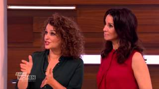 andrea bocelli on working with ariana grande loose women