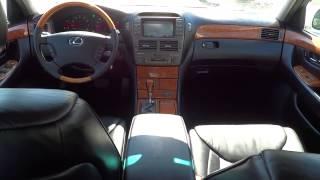 2002 Lexus Ls 430 Austin, San Antonio, Cedar Park, Waco, Round Rock, Tx L3843