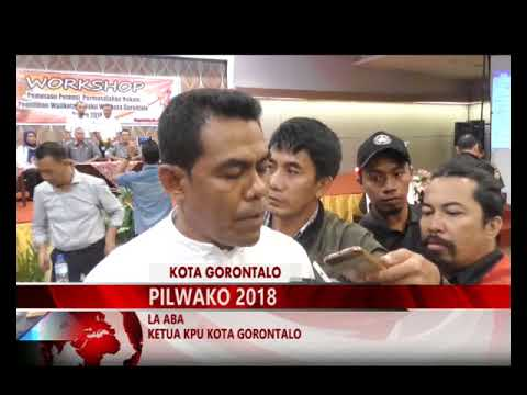 MIMOZATV GORONTALO - KPU KOTA HARAP TIDAK ADA SENGKETA PADA PILWAKO 2018