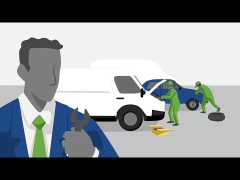 Toomey Leasing Group - Explainer Animation